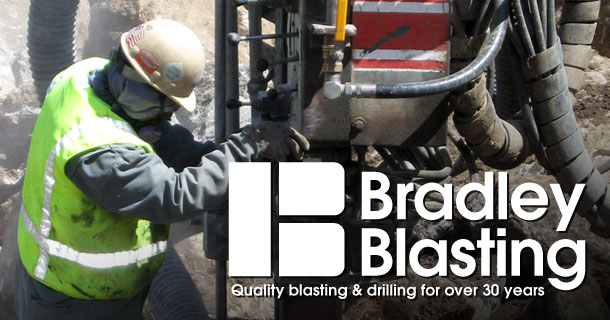 Bradley Blasting Co. - Exceptional service since 1976.